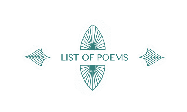 list-of-poems